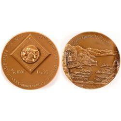 IAPN Monte Carlo Medal