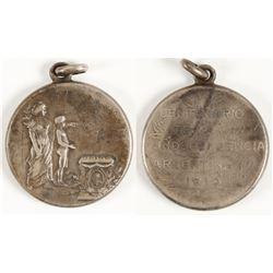 Centenario de la Independencia Medal