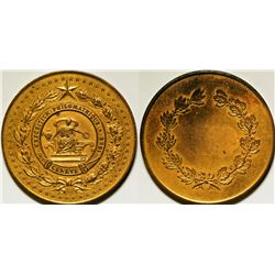 Exposition Philomathique Medal