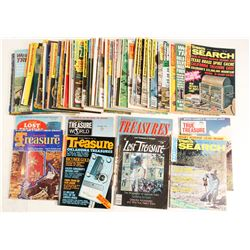 Treasure Hunter Magazines