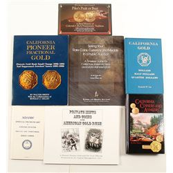 Numismatic Related Books & Auction Catalogs
