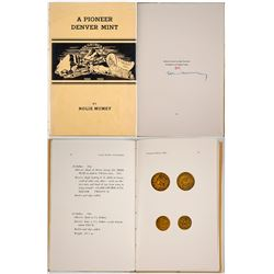 A Pioneer Denver Mint (Hardback book)