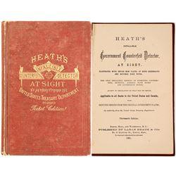 Heath's Infallible Counterfeit Detector