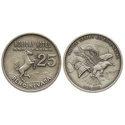 United Stated Bicentennial Souvenir Casino Token