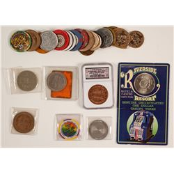 Casino Chips and Tokens