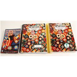 Official U.S. Casino Chip Price Guide (3 Books)