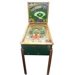 United Major League Baseball Pinball Arcade Machine