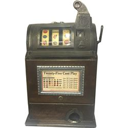Jennings 1923 Operators Bell Slot Machine