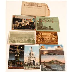 Pan Pacific Postcards and Viewbooks