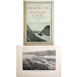 Panama Pacific Canal Official Handbook