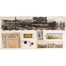 San Francisco Exposition Ephemera