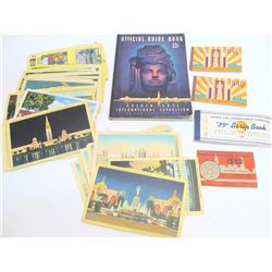 Golden Gate Int'l. Expo Souvenirs Collection