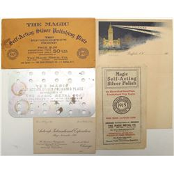 Three Exposition/Fair Collectibles