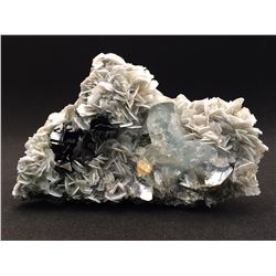 Beryl v. Aquamarine and Cassiterite from China