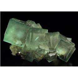 Fluorite from Huanggang Fe-Sn deposit, China