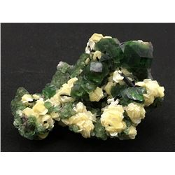 Fluorite from Namibia