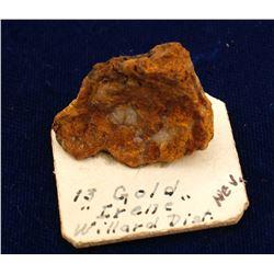 Irene Mine Specimen from Gottschalk Collection