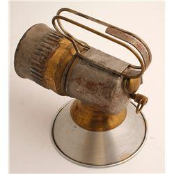 Large Reflector Dewar Hand Lamp