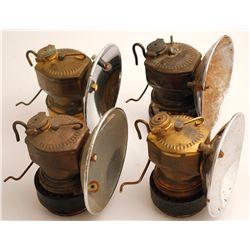 Justrite Carbide Lamps (4)