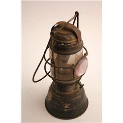 Justrite #12 Carbide Lamp