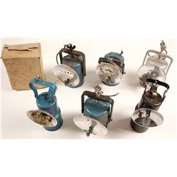 Unfired Premier Carbide Lamps (7)
