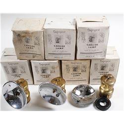 NIB Safesport Carbide Lamps (10)