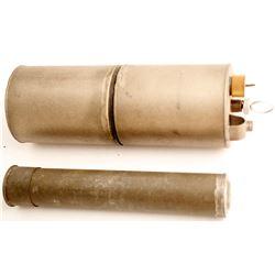 Belt Generator and Steel Squib Case