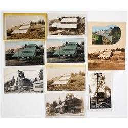 Central Mine and Mill Postcards, Grass Valley