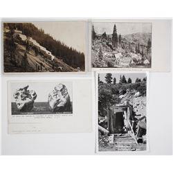 Plumas Mines Postcards