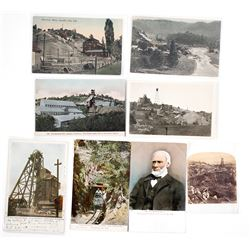 Mother Lode Mining Area Postcards
