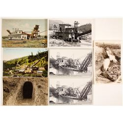 Northern California Mines Postcards