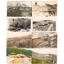 Cripple Creek Mining Postcards
