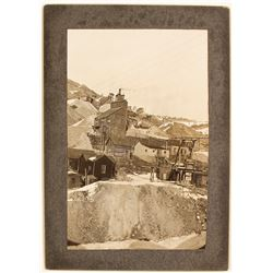 Original Cripple Creek Mining Photograph