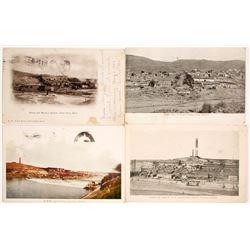Montana Mining Postcards