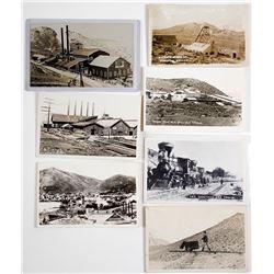 Nevada Mining Postcards