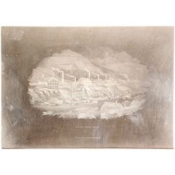 Silver Mines - Nevada Printers Plate