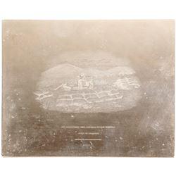 Copper Basin Mining Company Printers Plate