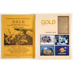 Gold Fever (Hardback Book); Gold & Other Precious Metals