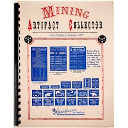 Mining Artifact Collector (Summer 1989)