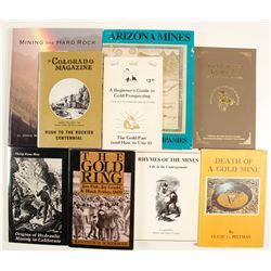 Mining, Misc. Books (9)