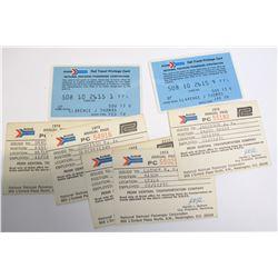 Amtrak Rail Pass Collection