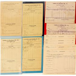 Ludlow & Southern Railway Company Collection