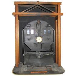 3-D Railroad Art