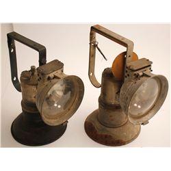 Dewar Railroad Lamps (2)