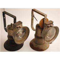 Dewar Railroad Lamps (2)