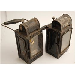 German Railroad Lamps (2)