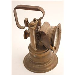 National Carbide Railroad Lamp