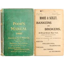 Poor's Manual of Railroads Of the US 1888