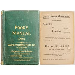 Poor's Manual of Railroads Of the US 1895