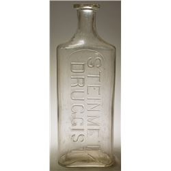 Steinmetz Druggist Bottle